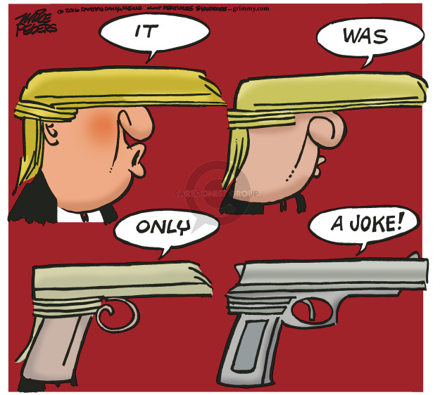 Mike Peters  Mike Peters' Editorial Cartoons 2016-08-11 behavior