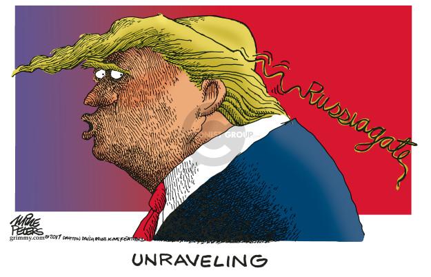 Cartoonist Mike Peters  Mike Peters' Editorial Cartoons 2017-03-03 Donald
