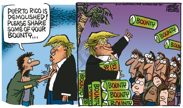 Mike Peters  Mike Peters' Editorial Cartoons 2017-10-06 Presidency