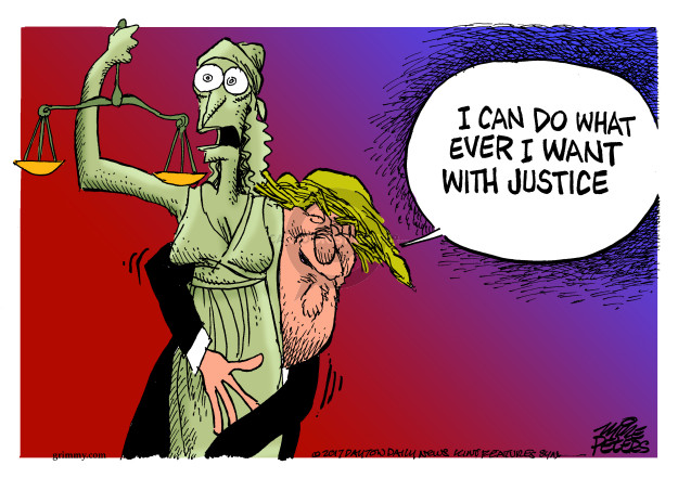 Mike Peters  Mike Peters' Editorial Cartoons 2018-12-29 Trump administration