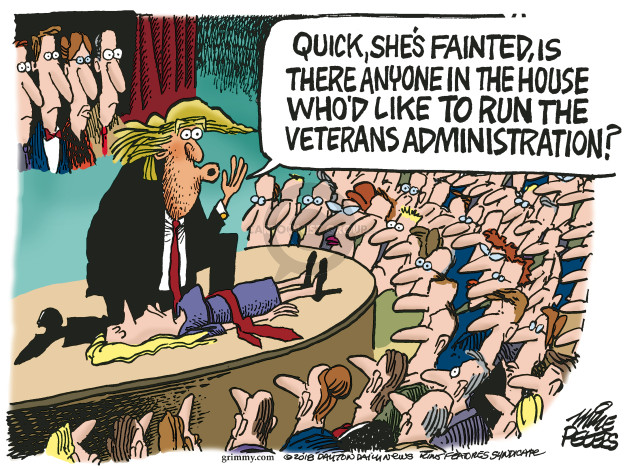 Mike Peters  Mike Peters' Editorial Cartoons 2018-04-26 there