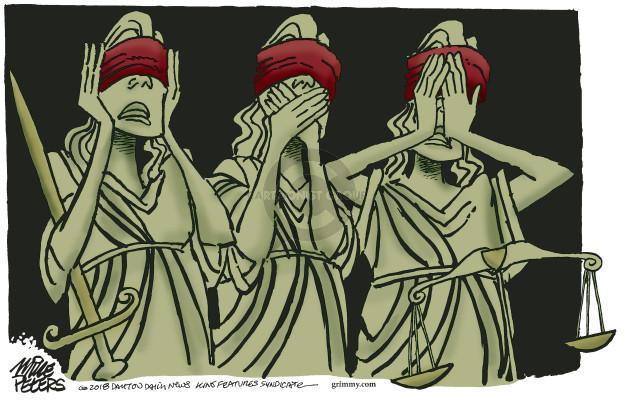 Mike Peters  Mike Peters' Editorial Cartoons 2018-06-28 editorial