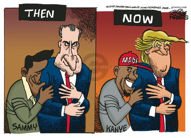 Cartoonist Mike Peters  Mike Peters' Editorial Cartoons 2018-10-12 Mike