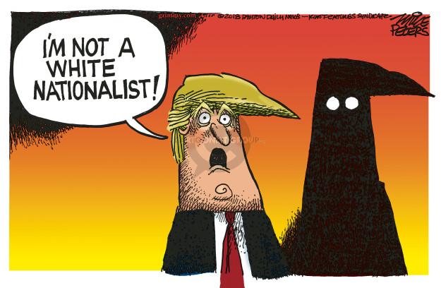 Cartoonist Mike Peters  Mike Peters' Editorial Cartoons 2018-11-02 Mike
