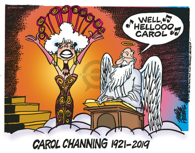 Mike Peters  Mike Peters' Editorial Cartoons 2019-01-16 1920s