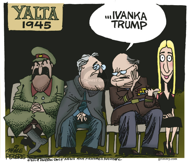 Cartoonist Mike Peters  Mike Peters' Editorial Cartoons 2019-07-02 international affairs