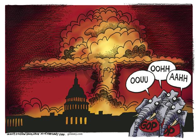 The Mushroom Comics And Cartoons | The Cartoonist Group