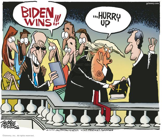 Mike Peters  Mike Peters' Editorial Cartoons 2020-11-06 supreme