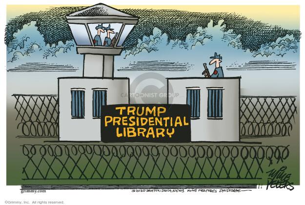 Mike Peters  Mike Peters' Editorial Cartoons 2020-12-11 Donald Trump