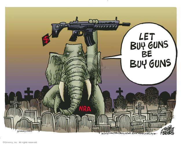 Mike Peters  Mike Peters' Editorial Cartoons 2021-05-25 legislation