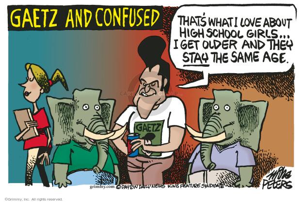 Mike Peters  Mike Peters' Editorial Cartoons 2021-04-12 legislative