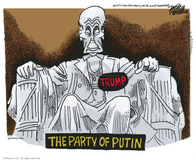 Mike Peters  Mike Peters' Editorial Cartoons 2021-05-07 state