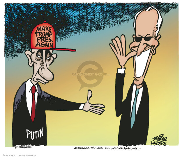 Mike Peters  Mike Peters' Editorial Cartoons 2021-06-11 state