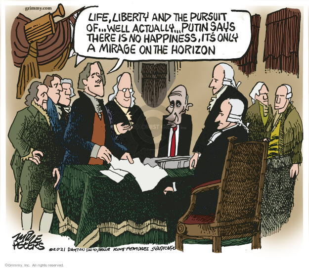 Mike Peters  Mike Peters' Editorial Cartoons 2021-06-20 state