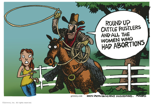 Mike Peters  Mike Peters' Editorial Cartoons 2021-09-09 state