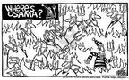 Cartoonist Mike Peters  Mike Peters' Editorial Cartoons 2002-01-05 hell