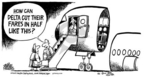 Cartoonist Mike Peters  Mike Peters' Editorial Cartoons 2005-01-10 how