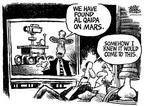 Cartoonist Mike Peters  Mike Peters' Editorial Cartoons 2004-01-14 spirit