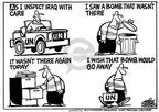 Cartoonist Mike Peters  Mike Peters' Editorial Cartoons 2001-01-16 resolution