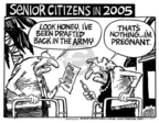 Mike Peters  Mike Peters' Editorial Cartoons 2005-01-28 2005