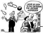 Cartoonist Mike Peters  Mike Peters' Editorial Cartoons 2002-02-01 ball