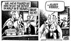 Cartoonist Mike Peters  Mike Peters' Editorial Cartoons 2004-02-01 policy