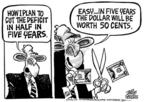 Cartoonist Mike Peters  Mike Peters' Editorial Cartoons 2005-02-11 easy
