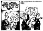 Cartoonist Mike Peters  Mike Peters' Editorial Cartoons 2002-02-14 manager