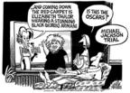 Cartoonist Mike Peters  Mike Peters' Editorial Cartoons 2005-02-19 designer