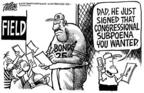 Cartoonist Mike Peters  Mike Peters' Editorial Cartoons 2005-03-13 baseball