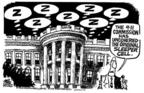 Cartoonist Mike Peters  Mike Peters' Editorial Cartoons 2004-04-11 cell