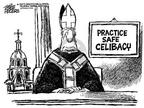 Cartoonist Mike Peters  Mike Peters' Editorial Cartoons 2002-04-28 phrase