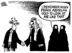 Cartoonist Mike Peters  Mike Peters' Editorial Cartoons 2005-04-28 expensive