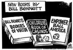 Cartoonist Mike Peters  Mike Peters' Editorial Cartoons 2003-05-08 child