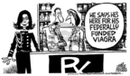 Cartoonist Mike Peters  Mike Peters' Editorial Cartoons 2005-05-26 prescription