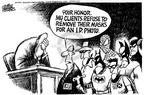 Mike Peters  Mike Peters' Editorial Cartoons 2003-05-30 civil liberty