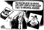 Cartoonist Mike Peters  Mike Peters' Editorial Cartoons 2004-06-25 9-11-01