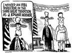 Mike Peters  Mike Peters' Editorial Cartoons 2001-07-07 Robert Mueller