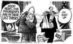 Cartoonist Mike Peters  Mike Peters' Editorial Cartoons 2005-07-11 injury