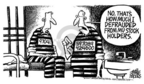Cartoonist Mike Peters  Mike Peters' Editorial Cartoons 2005-07-15 cell