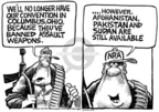 Cartoonist Mike Peters  Mike Peters' Editorial Cartoons 2005-07-24 amendment