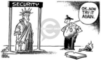 Mike Peters  Mike Peters' Editorial Cartoons 2005-07-25 point