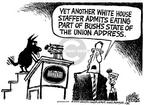 Cartoonist Mike Peters  Mike Peters' Editorial Cartoons 2003-07-26 address