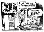 Cartoonist Mike Peters  Mike Peters' Editorial Cartoons 2001-08-01 New York City