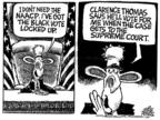 Cartoonist Mike Peters  Mike Peters' Editorial Cartoons 2004-08-09 2000 election Supreme Court