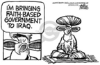 Cartoonist Mike Peters  Mike Peters' Editorial Cartoons 2005-08-18 state government