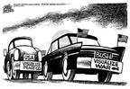 Cartoonist Mike Peters  Mike Peters' Editorial Cartoons 2002-08-22 public opinion