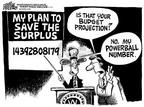 Cartoonist Mike Peters  Mike Peters' Editorial Cartoons 2001-08-26 policy