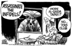 Cartoonist Mike Peters  Mike Peters' Editorial Cartoons 2005-08-27 south