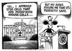 Cartoonist Mike Peters  Mike Peters' Editorial Cartoons 2001-08-30 policy